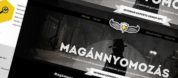 Vetexgroup.hu - webdesign, build, programozás, cms