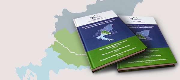 Hungary-Croatia IPA Cross-border Co-operation Programme - grafikai tervezés