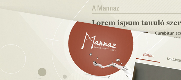 Mannaz Coaching - webdesign, build, programozás, cms