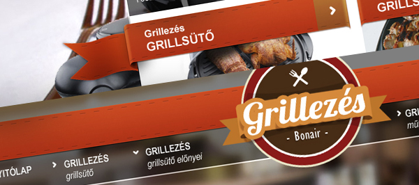 Grillsuto.hu - webdesign, build, programozás