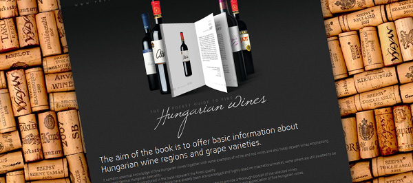 The Pocket Guide To Fine Hungarian Wines weboldal