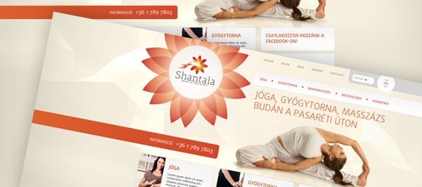 Shantala - webdesign, build, programozás, cms